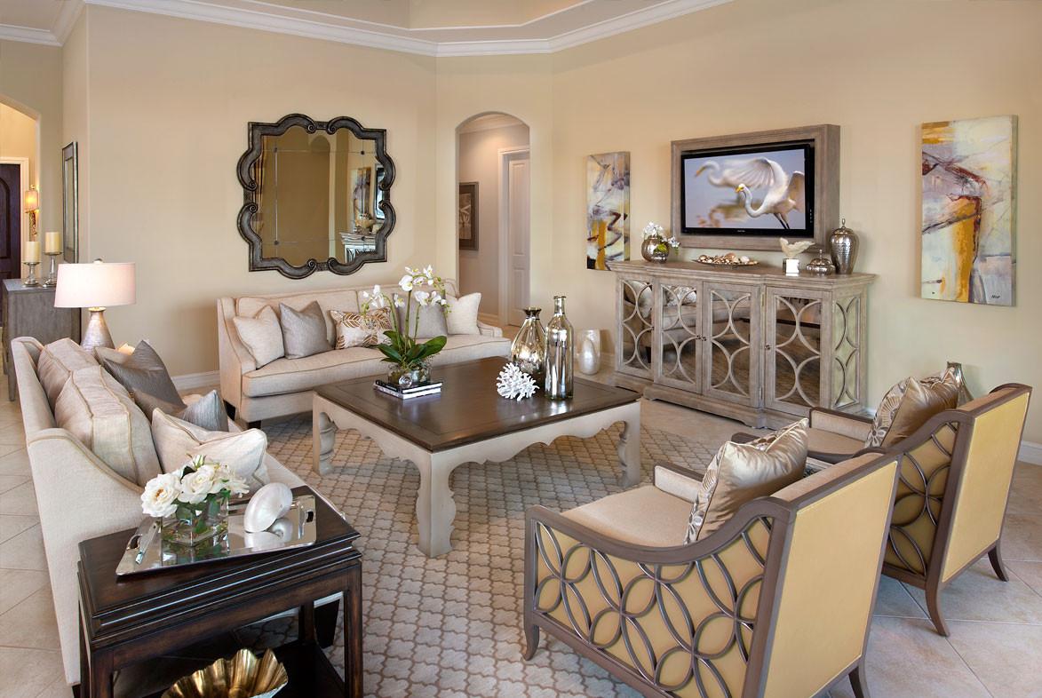 Pizzazz Interiors - Lely Resort Jasmine II in Lakoya Model - Naples, FL