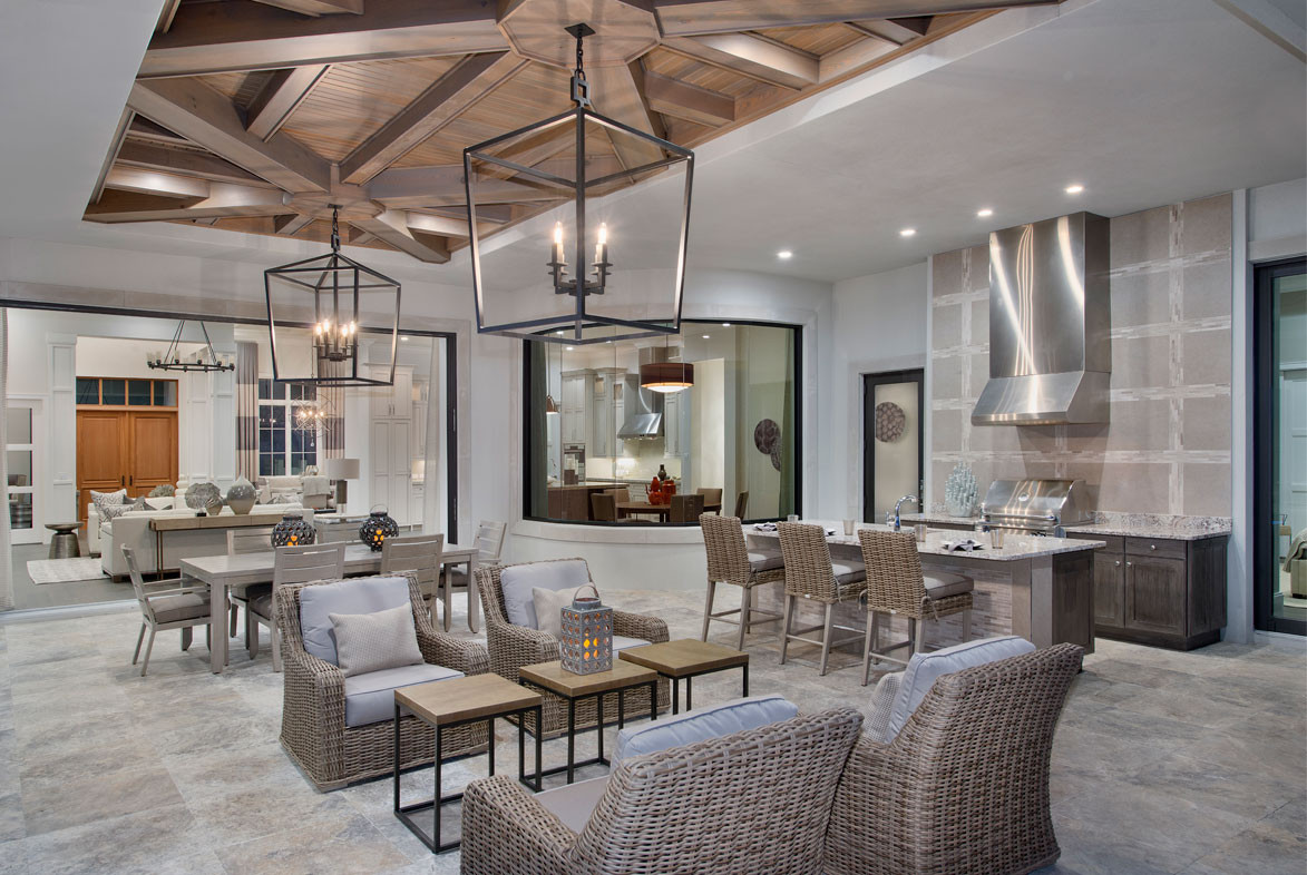 Clairborne OutdoorLiving - Pizzazz Interiors - Naples, FL