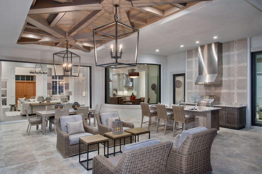 Clairborne OutdoorLiving - Pizzazz Interiors - Naples, FL